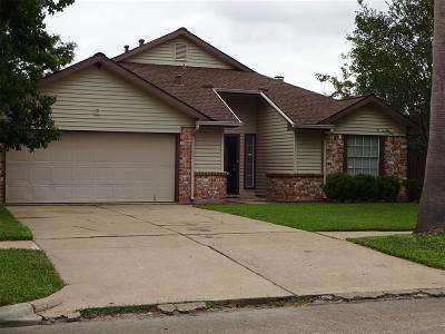 Missouri City Single Family Home For Sale: 2507 Edgedale Drive