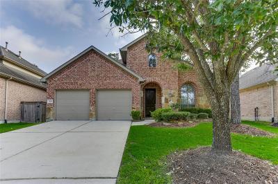 Humble Single Family Home For Sale: 12219 Arkansas Post Lane
