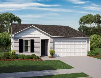 Navasota Single Family Home Pending: 714 Roosevelt Street