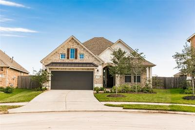 Katy Single Family Home For Sale: 24606 Brilliant Circle