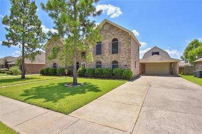 Manvel Single Family Home For Sale: 2818 Brahman
