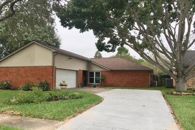 La Porte Single Family Home For Sale: 9703 Dover Hill Road