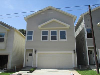Montgomery Single Family Home For Sale: 16940 Glenheath