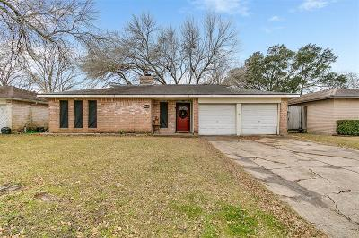 Dickinson, Friendswood Single Family Home For Sale: 17010 Tibet Road