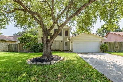 League City Single Family Home For Sale: 5611 Country Green