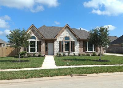 Friendswood Single Family Home For Sale: 4220 Sycamore Pointe