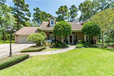 Crosby Single Family Home For Sale: 2123 White Feather Trail