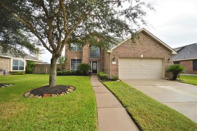 Pearland Single Family Home For Sale: 12143 Bogey Way