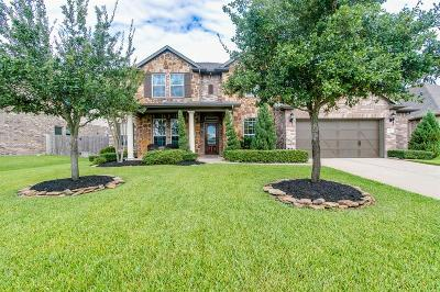 Tomball Single Family Home For Sale: 12602 Spellbrook Point Lane
