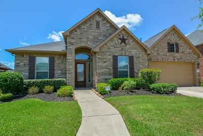 Rosenberg Single Family Home For Sale: 7810 Blue Lake Drive