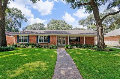 Houston Single Family Home For Sale: 10018 Burgoyne Road