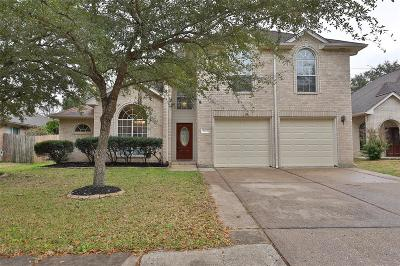 League City Single Family Home For Sale: 3207 Crimson Coast Drive