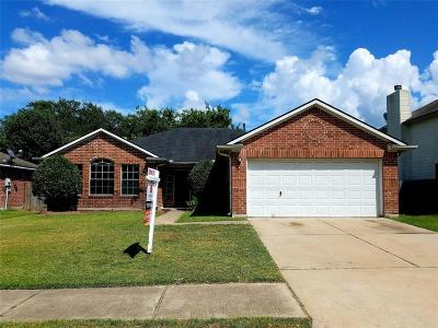 Katy Single Family Home For Sale: 6626 Amberfield Lane