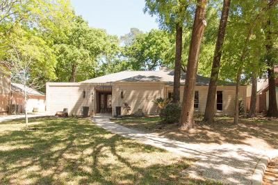 Houston Single Family Home For Sale: 610 Langwood Drive