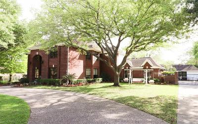 Pearland Single Family Home For Sale: 1804 Sleepy Hollow Drive