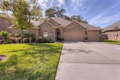 Conroe Single Family Home For Sale: 2008 Brodie Lane
