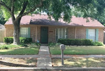 Katy Single Family Home For Sale: 22823 Provincial Boulevard