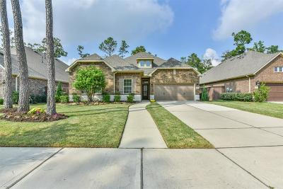 Humble Single Family Home For Sale: 17319 Blanton Forest Drive