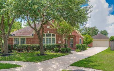 Humble Single Family Home For Sale: 14607 Fall Creek Bend Court
