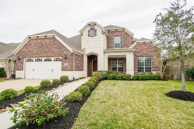 Missouri City Single Family Home For Sale: 7127 Brewster Lane