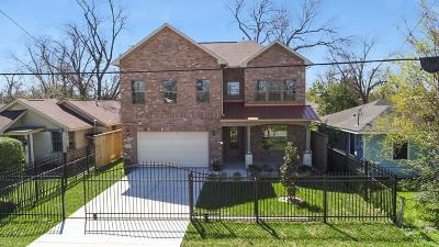Houston Single Family Home For Sale: 3910 Melbourne Street
