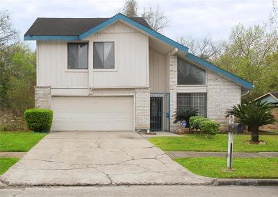 Houston Single Family Home For Sale: 12935 Leaf Glen Lane