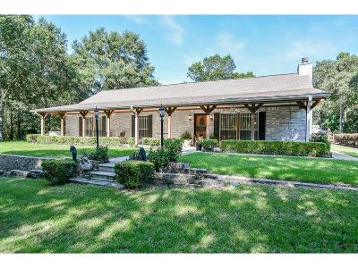 Conroe Single Family Home For Sale: 16436 Stonecrest Drive