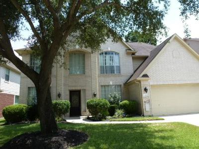 Houston Single Family Home For Sale: 2118 Laurel Forest Way