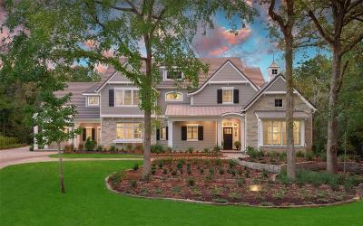 The Woodlands Single Family Home For Sale: 258 S Fazio Way