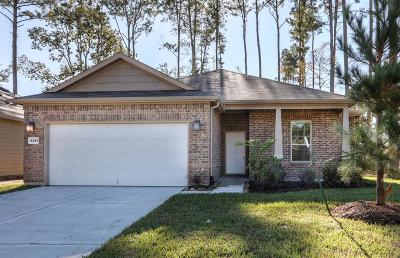Conroe Single Family Home For Sale: 4351 Roaring Timber Drive