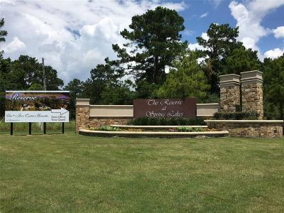 Tomball Residential Lots & Land For Sale: 30918 Spring Lake Boulevard