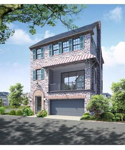 Houston Single Family Home For Sale: 10927 Grove Tree Lane