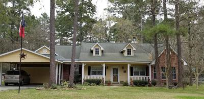 Magnolia Single Family Home For Sale: 22414 Meadowsweet Drive