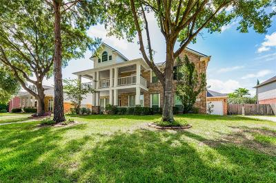 Katy Single Family Home For Sale: 2823 Manor Ridge Court