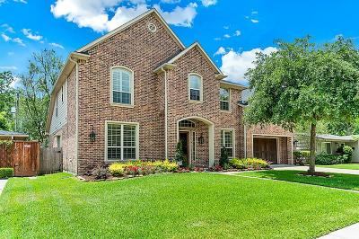 Houston Single Family Home For Sale: 5313 Pagewood Lane