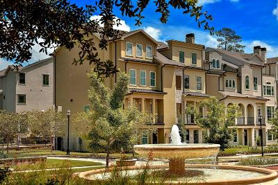 East Shore, East Shore/The Woodlands, The Woodlands East Shore Condo/Townhouse For Sale: 2495 Lake Front Circle