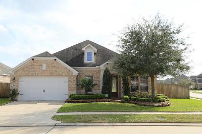 Katy Single Family Home For Sale: 24727 Top Mark Court