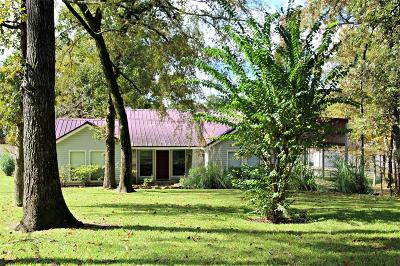 Trinity County Single Family Home For Sale: 296 Red Oak Lane