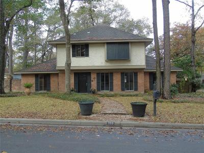 Conroe Single Family Home For Sale: 100 Wroxton Drive
