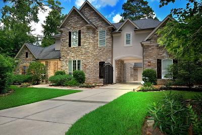 The Woodlands Single Family Home For Sale: 50 Hillock Woods