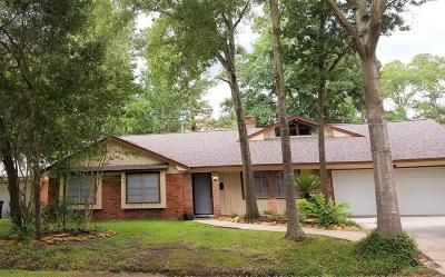 Houston Single Family Home For Sale: 10031 Haddington Drive