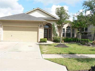 Missouri City Single Family Home For Sale: 11223 English Rose Trail