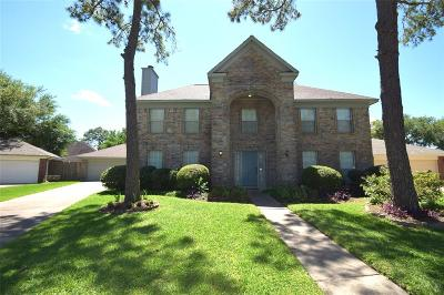 Houston Single Family Home For Sale: 16907 Peach Forest Court