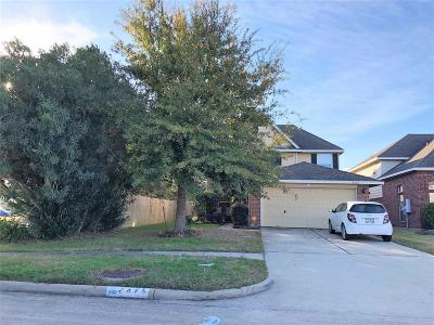Deer Park Single Family Home For Sale: 2325 Trinity Park Court