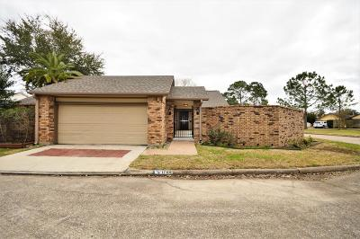 Houston TX Single Family Home For Sale: $249,000
