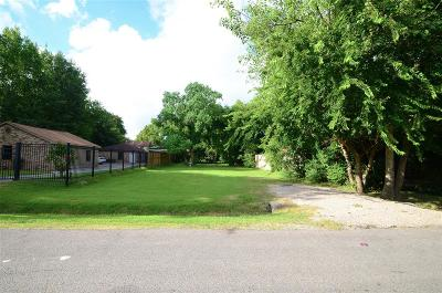 Houston Residential Lots & Land For Sale: 10119 Tangiers Road