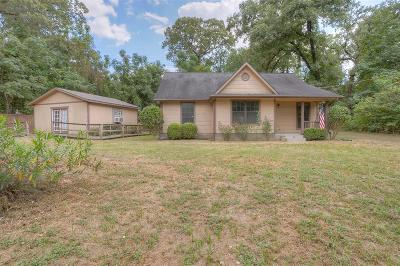 Walker County Single Family Home For Sale: 199 Fm 1791 Road
