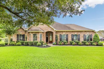 Rosenberg Single Family Home For Sale: 3326 River Bend Drive