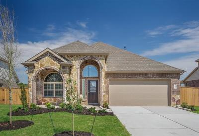 Hockley Single Family Home For Sale: 17643 Cypress Hilltop