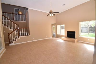 Houston Single Family Home For Sale: 3110 Hollow Creek Drive